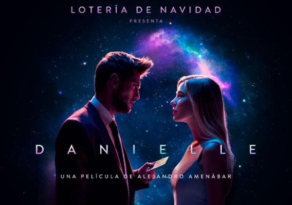 Así es el anuncio cortometraje de Amenábar para la Lotería de Navidad 2017