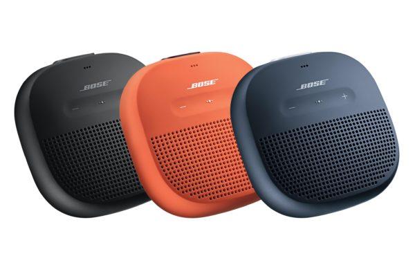 Bose Soundlink Micro Bluetooth, altífono sólido para llevar a cualquier parte