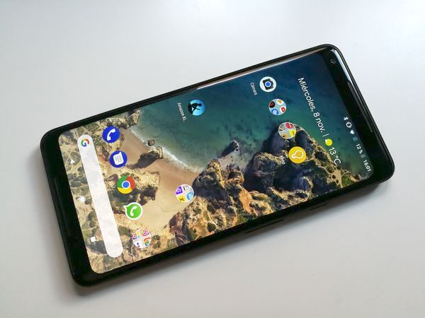 Google Pixel 2 XL, lo hemos probado