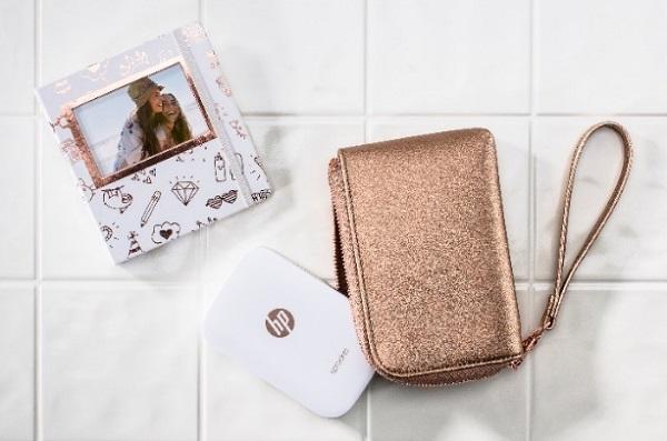 HP Envy Photo y HP℗ Sprocket, el próximo paso en impresión móvil