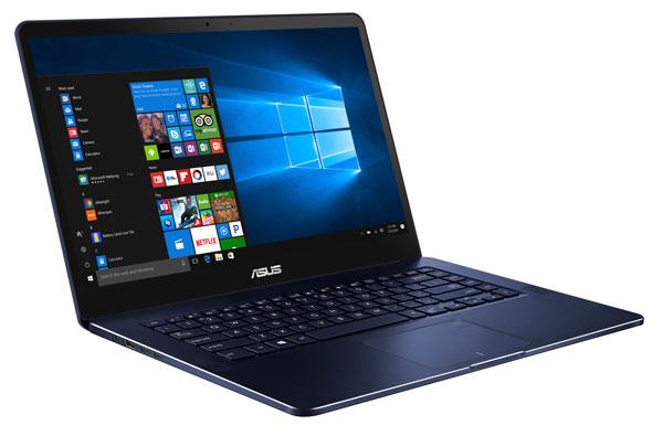 Asus ZenBook Pro, nuevo portátil de alto desempeño delgado y ligero