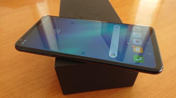 LG V30 aplicaciones