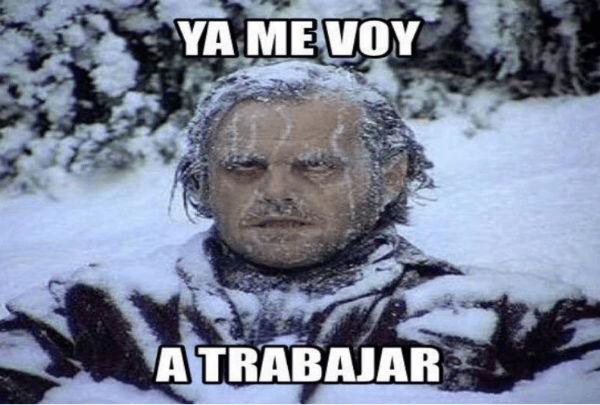 frío invierno