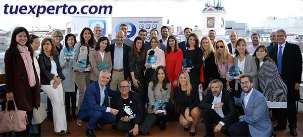 Premios tuexperto.com 2017