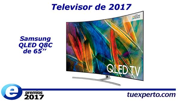 Samsung QLED Q8C