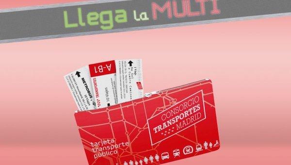20 preguntas y respuestas sobre la tarjeta Multi de transporte de metro y bus