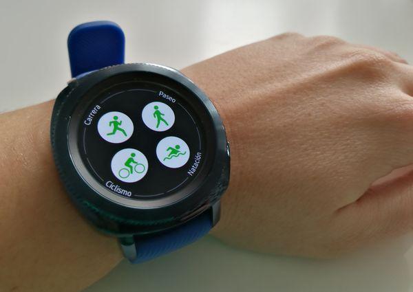 Samsung Gear Sport, lo hemos probado