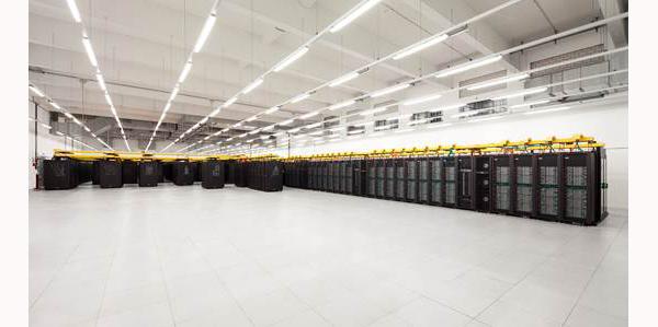 Así es el superordenador que ha instalado Lenovo℗ junto a Intel