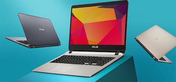 ASUS X507, nuevo portátil robusto con pantalla NanoEdge