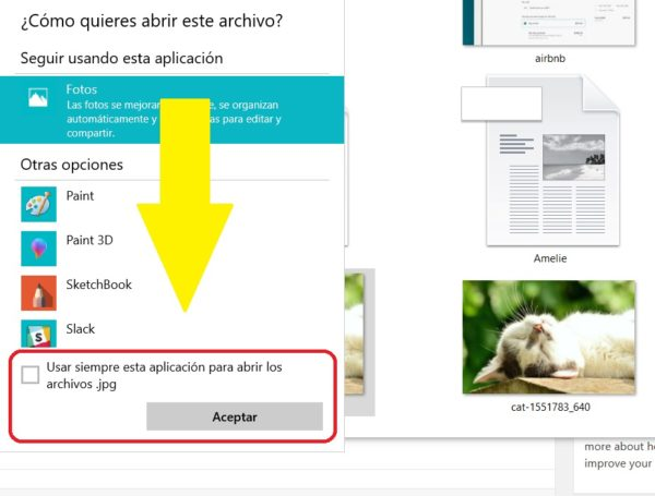 abrir imagenes windows 10