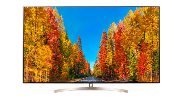 nueva gama de televisores LG para 2018 65SK9500PUA