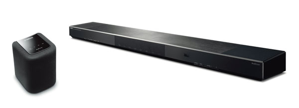 Si compras la barra de sonido Yamaha℗ YSP-1600 te llevas un altavoz WX-010