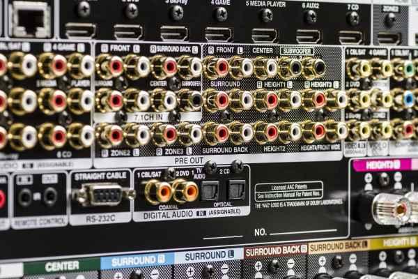Denon AVC-X8500H salidas previo