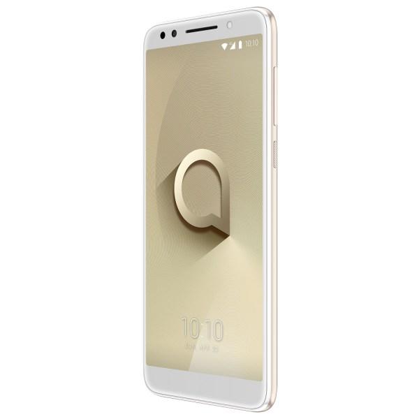 Alcatel 3X dorado