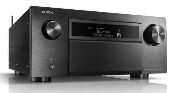 Denon AVC-X8500H, amplificador para cine en casa a la última