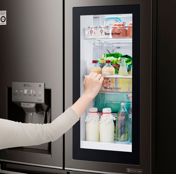 lanzamiento LG ThinQ frigo