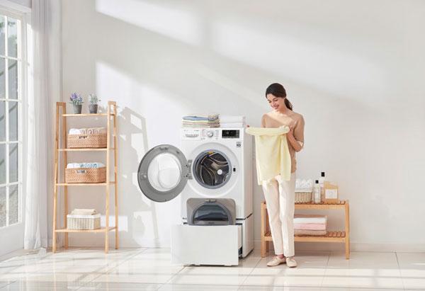 lanzamiento LG ThinQ lavadora