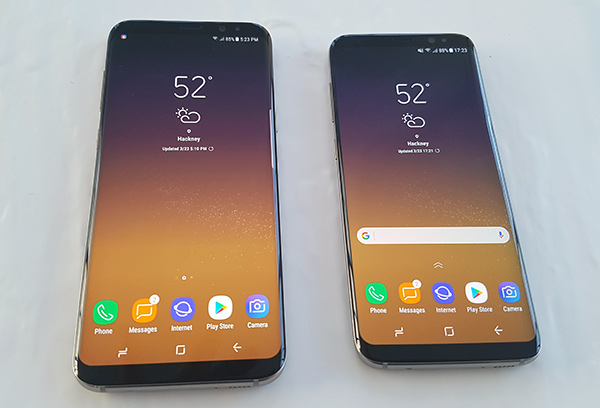5 claves sobre la seguridad del Samsung Galaxy S8 y Galaxy S8+