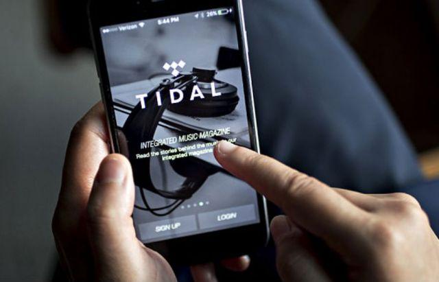 El rival de Spotify, Tidal, llega a la plataforma de Samsung℗ Smart TV