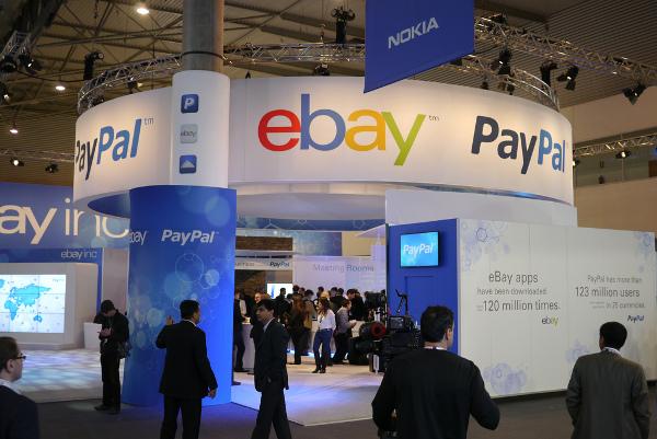 eBay prepara un sistema de pago propio como sustituto de PayPal