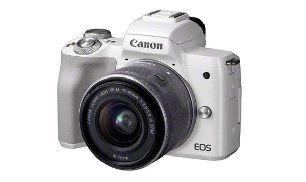 Canon EOS M50, cámara sin espejo con grabación de vídeo 4K