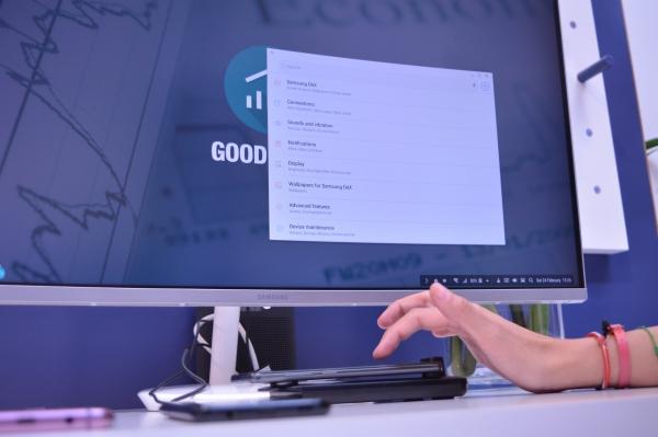Las nuevas funcionalidades de Samsung Dex