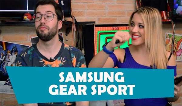Así es el Samsung℗ Gear Sport, te lo presentamos en vídeo
