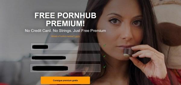 pornhub premium gratis