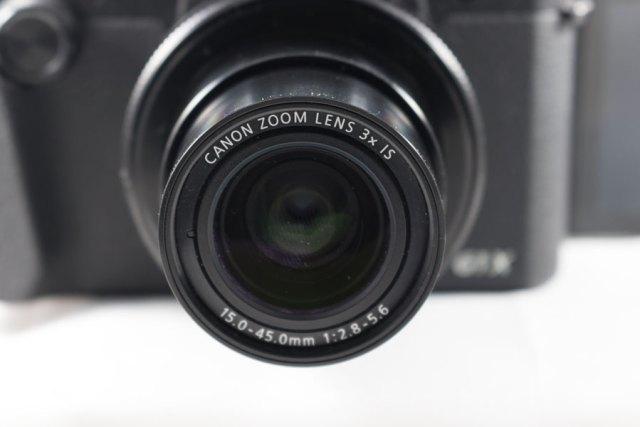 hemos probado Canon℗ PowerShot G1X Mark III objetivo