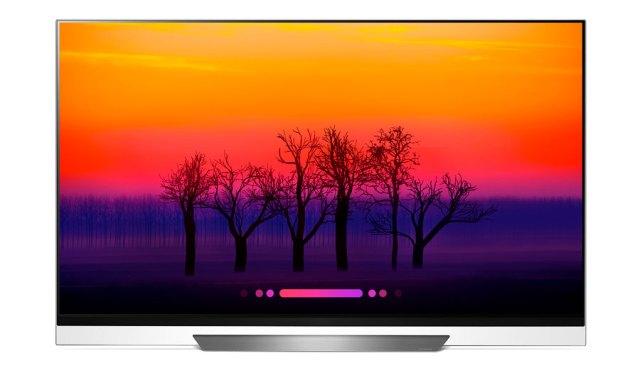 repaso gama televisores OLED 2018 de <stro data-recalc-dims=