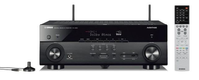 Yamaha RX-A680, receptor AV premium con 7.2 canales y Dolby Atmos