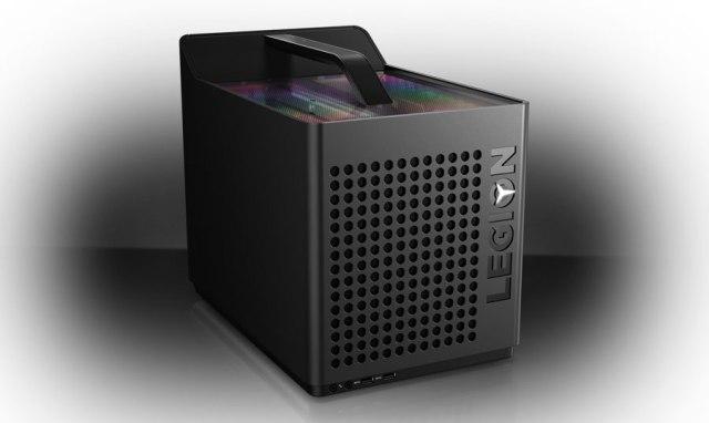 Lenovo Legion C730, torre gaming en un formato de cubo compacto