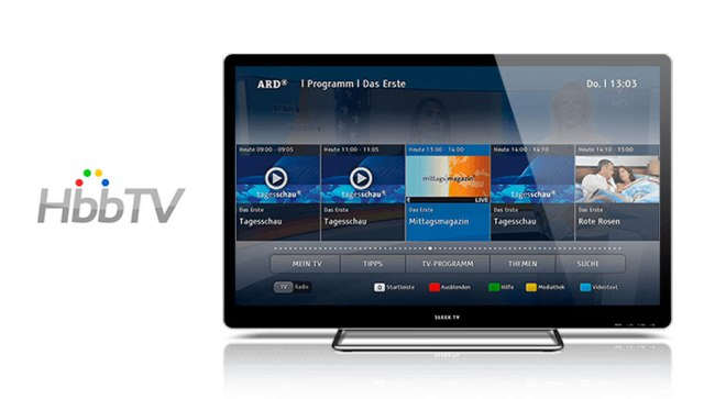 HbbTV, qué es esta tecnología y cómo activarla en tu tele