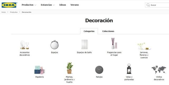 ikea inventario online