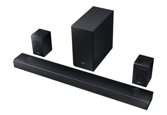 Samsung HW-N950 y HW-N850, barras de sonido con Dolby Atmos y DTS:X