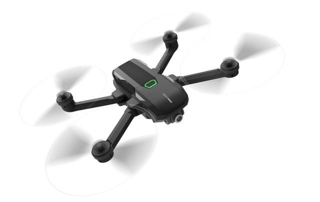 Yuneec Mantix Q, un dron que se controla con la voz
