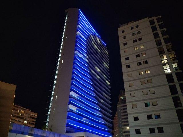 hemos probado Xiaomi℗ Mi 8 cámara foto hotel noche