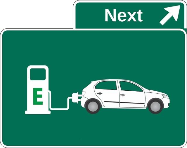 Dónde puedo cargar mi auto eléctrico ahora mismo