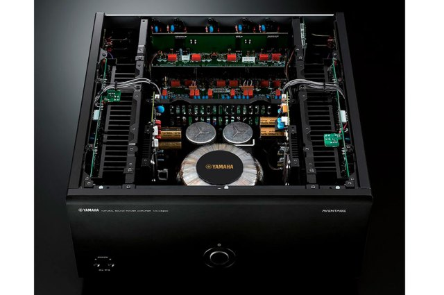 lanzamiento Yamaha℗ MX-A5200 doble