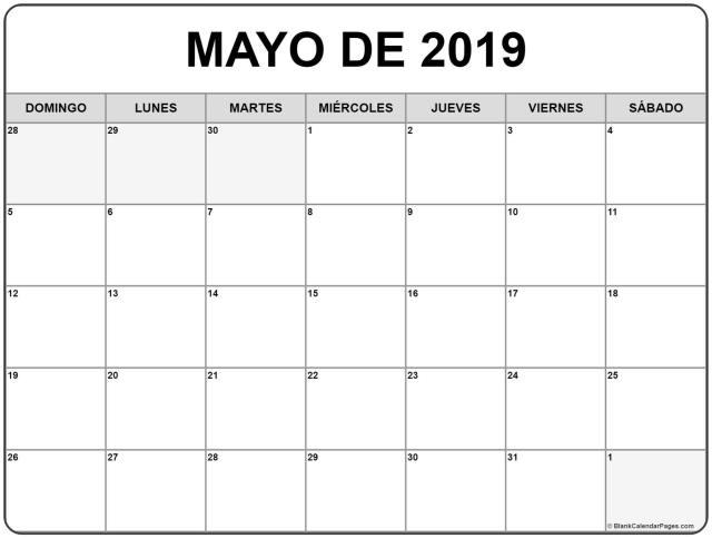 mayo 2019