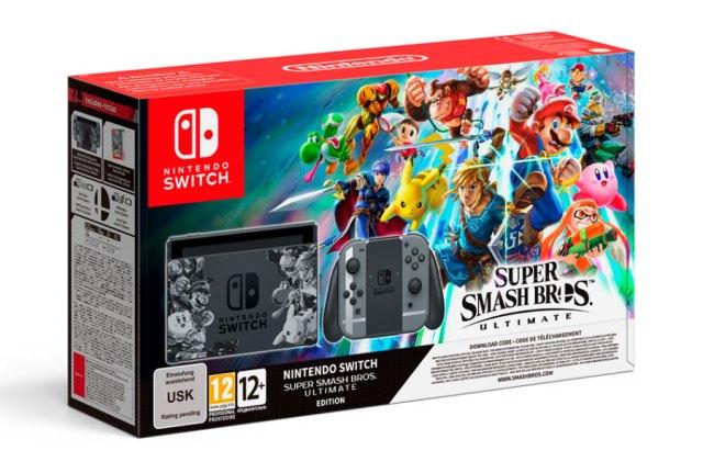 Todas las noticias para Nintendo℗ Switch que hemos visto en el Nintendo℗ Direct Swtich Smash Bros