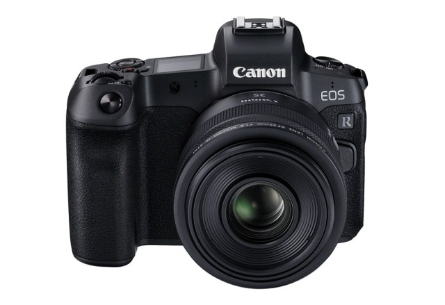 Canon eos r la primera c mara sin espejo full frame de for Espejo publico hoy completo