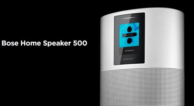 a fondo Bose Home Speaker 500 precio