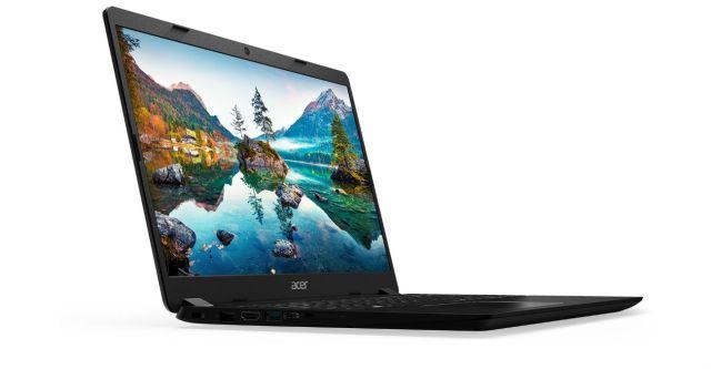 Acer Aspire 5 diseño(layout)