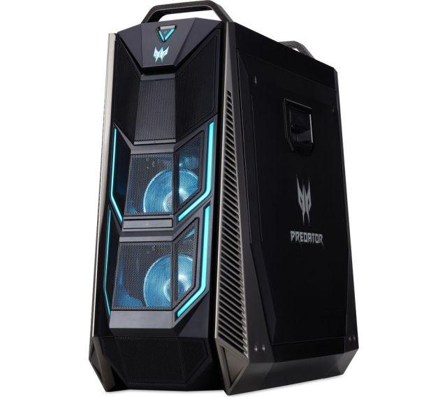 Los Acer℗ Predator Orion se actualizan con los nuevos procesadores de Intel