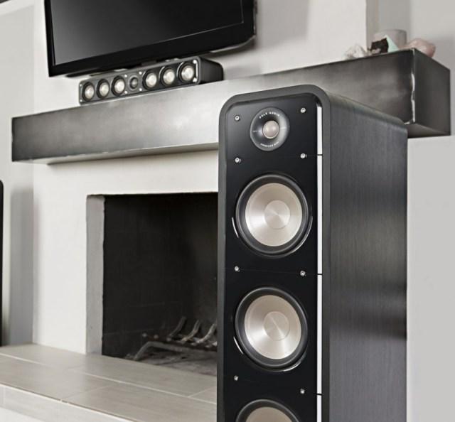 Polk Audio Signature E Series, alta-voces de alta solución para música o cine