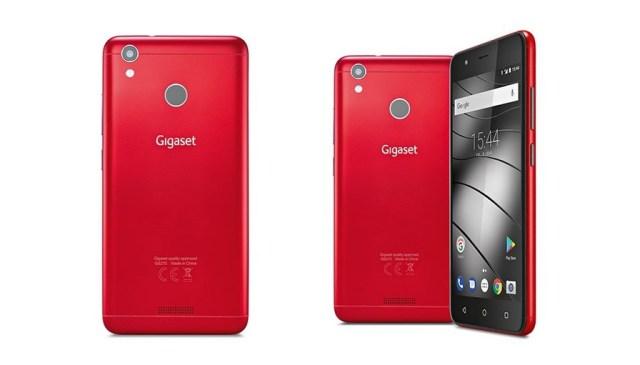 gigaset-gs270 version rojo