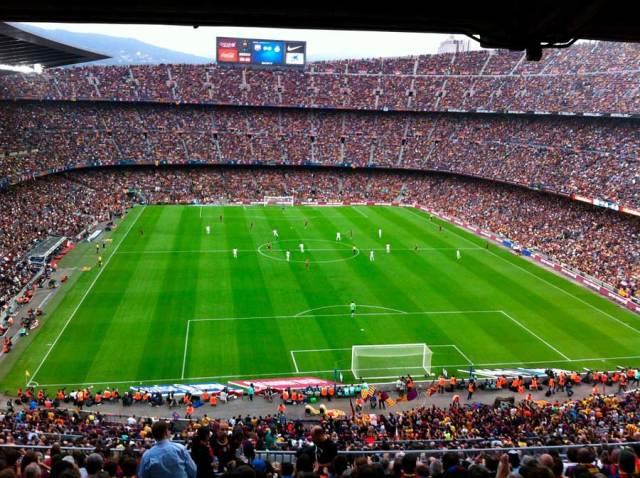 horarios y dónde visualizar por Internet el F.C. Barcelona - Real Madrid horario internacional