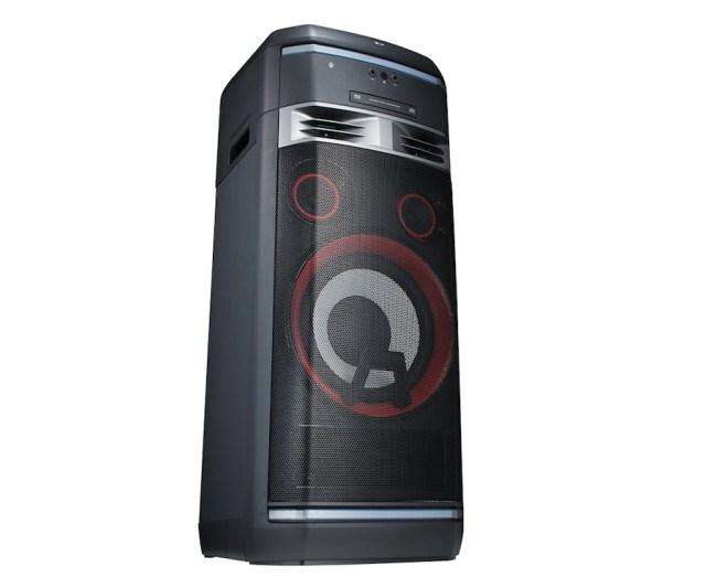 LG La Bestia OK99, claves de este altavoz enorme para fiestas