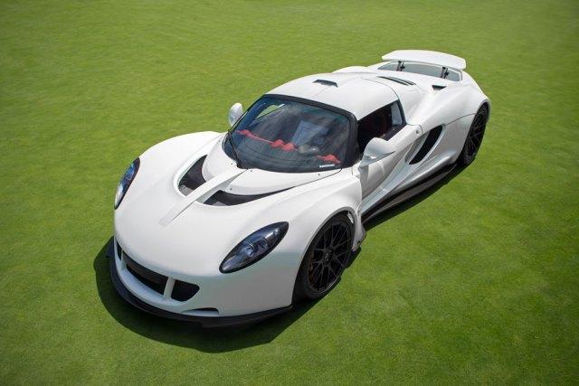 los 10 coches más rápidos del mundo(planeta) Venom GT